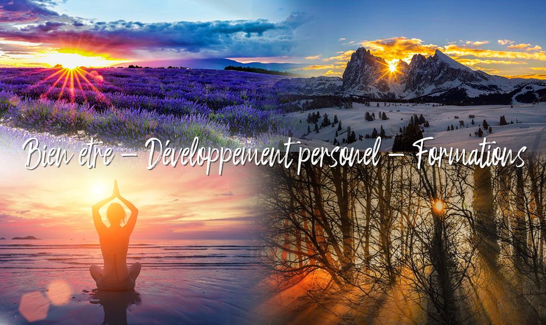 Bien-être -  Développement personnel - Formations